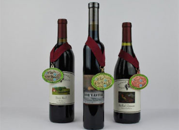 Award winning Maine grown wines